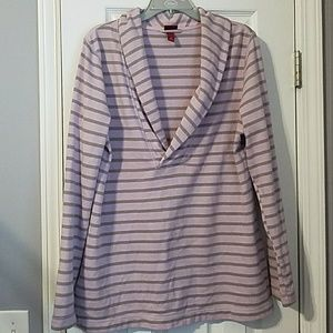 🎉Bundle 5 for $20🎉 Merona LS Striped Sweater